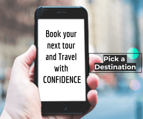 Book your next tour with confidence Maranatha Tours